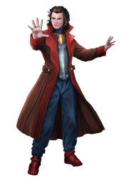 Character design, vector by syam-arifin