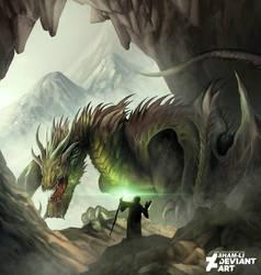 Dragon summoner by syam-arifin