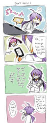 Magi-Don't Reply ! by Erumi-n