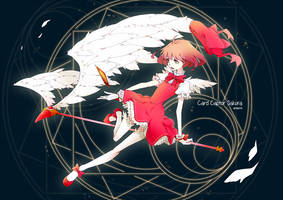 Card Captor Sakura by Erumi-n