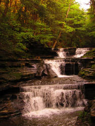 Gorge Trail III by edarsenal