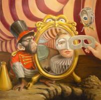 Secret Agenda of the Midnight Circus by sgibb