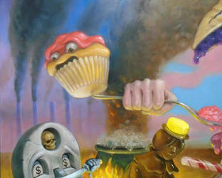 Cupcake by sgibb