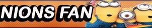 Minions fan button by buttonsmakerv2