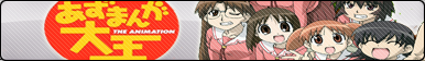 Azumanga Daioh fan button by buttonsmakerv2