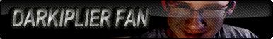 Darkiplier Fan button by buttonsmakerv2