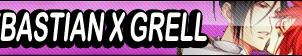 Sebastian X Grell Fan Button by buttonsmakerv2