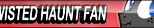Twisted Haunt Fan button by buttonsmakerv2