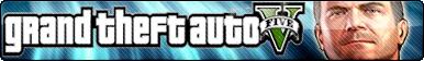 Grand Theft Auto V Fan button by buttonsmakerv2