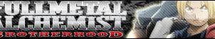 Fullmetal Alchemist Brotherhood Fan button by buttonsmakerv2