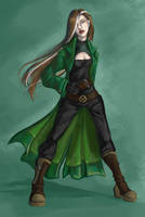 The Rogue by Morgana-Pyrochan