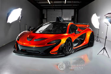 McLaren P1 SS by TKtuning