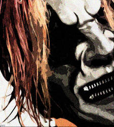 Jim Root the Jester by rtk12