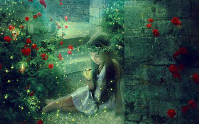 Her Secret Garden by Pure-Poison89