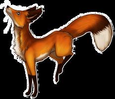 Fox~ by Fellefan