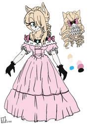 Crown Princess Karina Sketch by CaptainNinjaPants