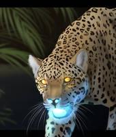 Leopard by DikkeBobby