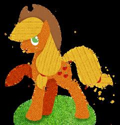 Apple Pony by just-agu