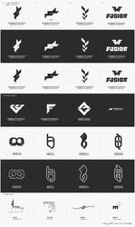 Logo Collection 01 by Nikeos