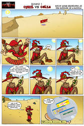 IF Round 1 Pg1 by CyrilTheWizard