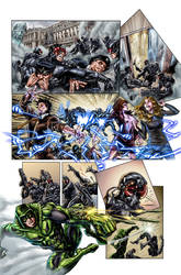 King Cobra comic pg2 by wamnick1