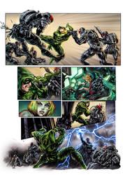 King Cobra comic pg3 by wamnick1