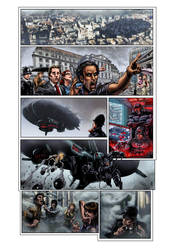 King Cobra comic pg1 by wamnick1