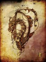 Drag'o'doodle by ShatteredSwords