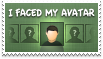 Face Your Avatar Stamp by mattdanna