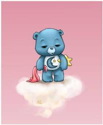 Bedtime Bear by capsicum