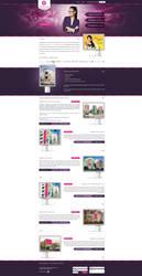 Contigo Media site by krzysgfx