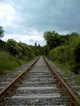 Railway by Sed-rah-Stock