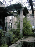 Factory Ruin 17 by Sed-rah-Stock