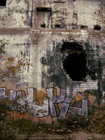 Factory Ruin 19 by Sed-rah-Stock