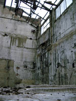 Factory Ruin 20 by Sed-rah-Stock