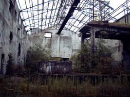 Factory Ruin 25 by Sed-rah-Stock