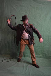 Ross Buckley as Indiana Jones by TanzieB
