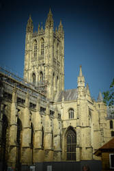 Canterbury Cathedral by TanzieB