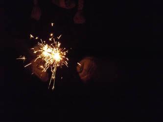 Sparkler by RaiyahS2