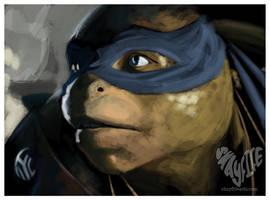 Leo Speedpaint by shayfifearts
