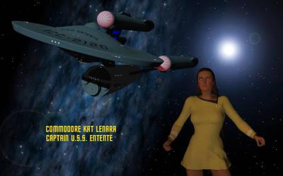 Commodore Lenara by DrMcQuark