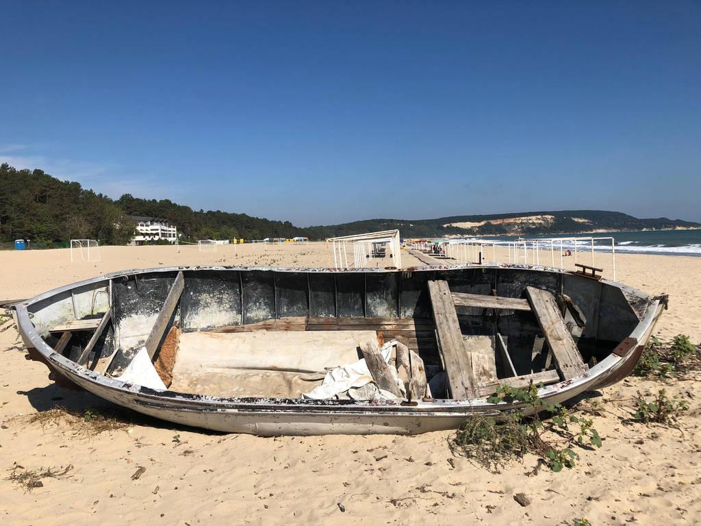 Boat by sadreamer01