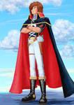 Captain Harlock 2 by LynxC