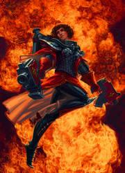Sister Seraphim by LynxC