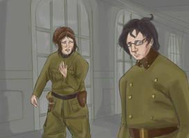 cruel war by tradtalia