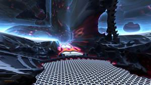 Alienscape XV by banner4