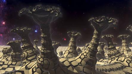 Alienscape XXIII by banner4