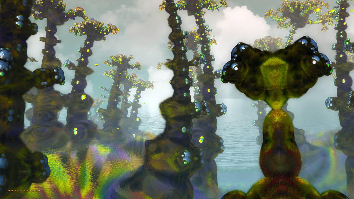 Alienscape XXX by banner4