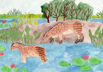 mammals 9 by Nesihonsu