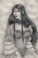 Queen Illuneviel by ArunaWolf